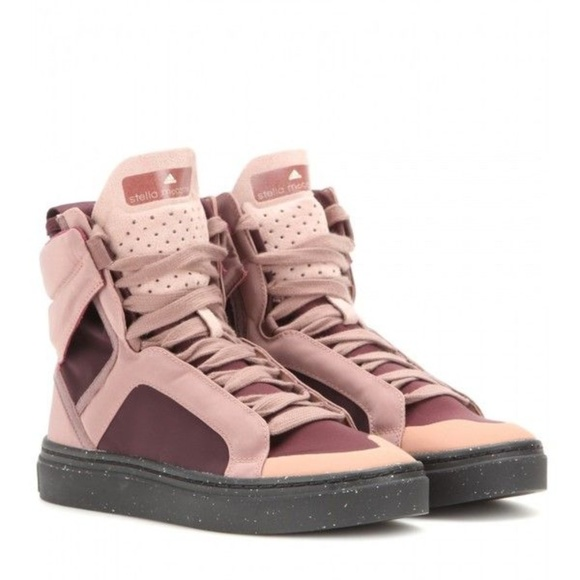 5b92295cb8f HOST PICK  Asimina High Top Ankle Sneakers. Boutique. Adidas by Stella  McCartney